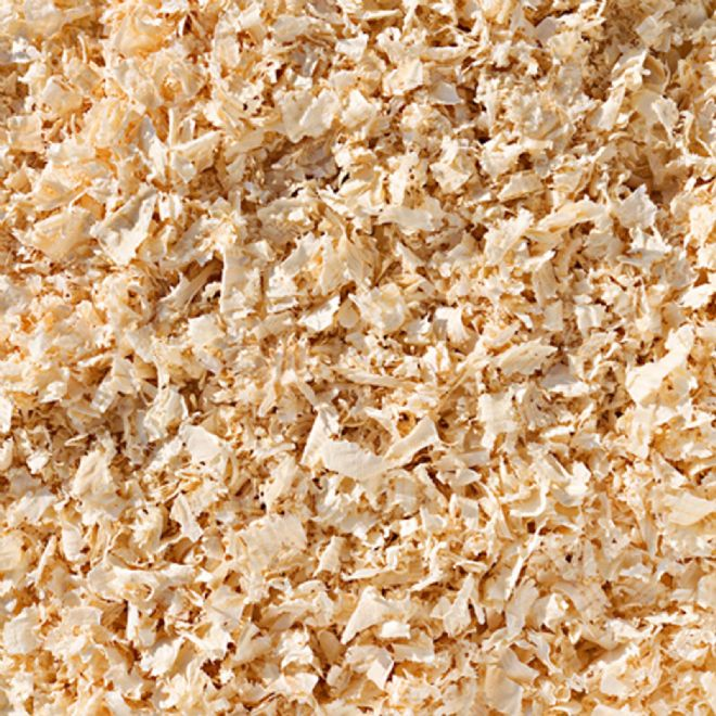 Sisal Fibre Wood Shavings 0.5 lt